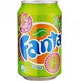 Fanta Exotic 330ml - 12 Pack