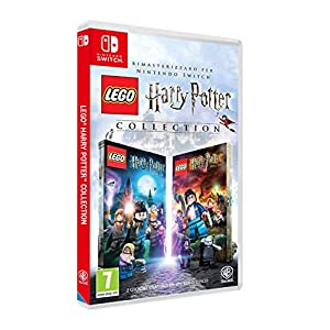 Switch Lego Harry Potter Collection - Nintendo Switch  LEGO