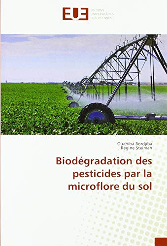 Biodégradation des pesticides par la microflore du sol