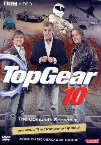 Top Gear: Comp Season 10 & Clarkson: Heaven & Hell [DVD] [Region 1] [NTSC] [US Import] (Top Gear-serie 1)