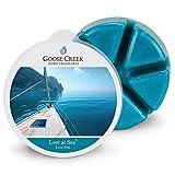Goose Creek Perdu à Mer Cire Fondue Lot, Bleu