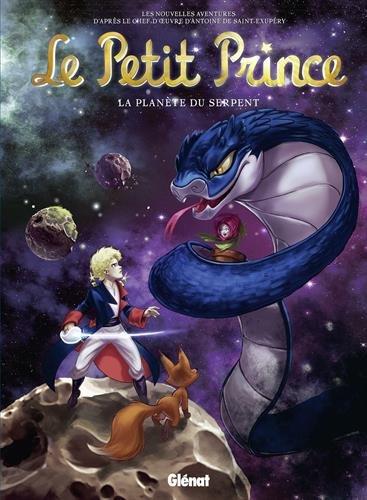 Le Petit Prince, Tome 24 : La planète du serpent