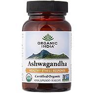 Organic India Org Ashwagandha 60 capsule