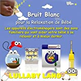 Aspirateur - Bruit Blanc - Sons Relaxation