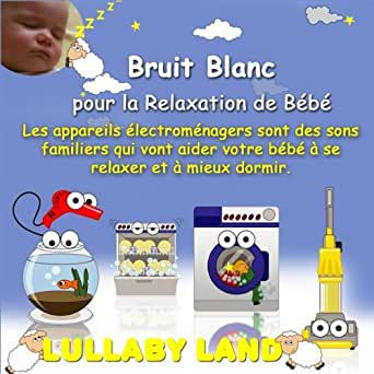s che cheveux bruit blanc sons relaxation de lullaby land sur amazon music. Black Bedroom Furniture Sets. Home Design Ideas