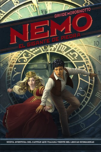 Nemo. El gigante de piedra (Literatura Juvenil (A Partir De 12 Años) - Narrativa Juvenil)
