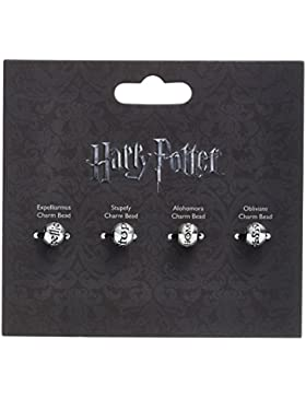 Charm-Beads, Harry Potter, offizielles Lizenzprodukt, Charm-Perlen von The Carat Shop für Armbänder