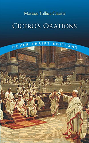 Cicero's Orations (Dover Thrift Editions) (English Edition)