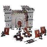Homyl 3D Schloss Bausteine Montage Spielzeug Konstruktionsspielzeug für Kinder ab 3 Jahre Alt