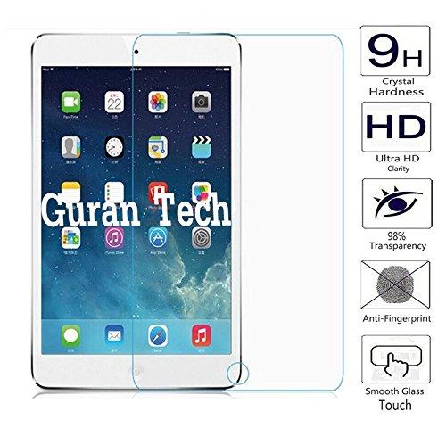 Guran® Displayschutz Glasfolie für Apple iPad2/iPad3/iPad4 Tablet-PC Hartglas Schutzfolie Film