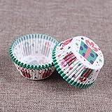 K&C Standard Runde Cupcake Muffin Backen Cup Kuchen Papier