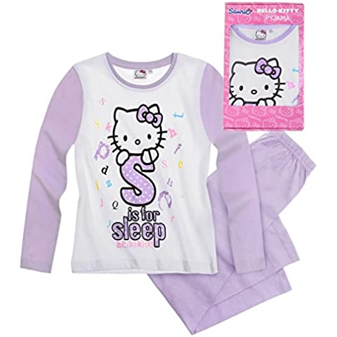 Hello Kitty Chicas Pijama - malva