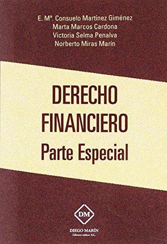 DERECHO FINANCIERO PARTE ESPECIAL