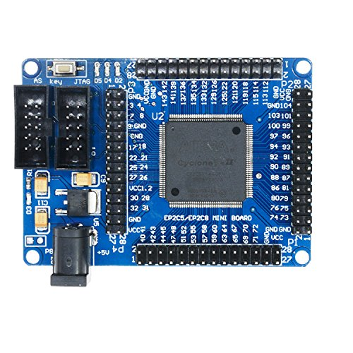 Active Components Altera Max Ii Epm240 Cpld Board & Usb Blaster Fpga Programmer Epm240t100c5n Development Kit For Fast Shipping