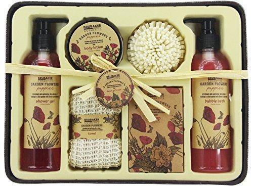 BRUBAKER Cosmetics - Coffret de bain & douche - Fleur de...