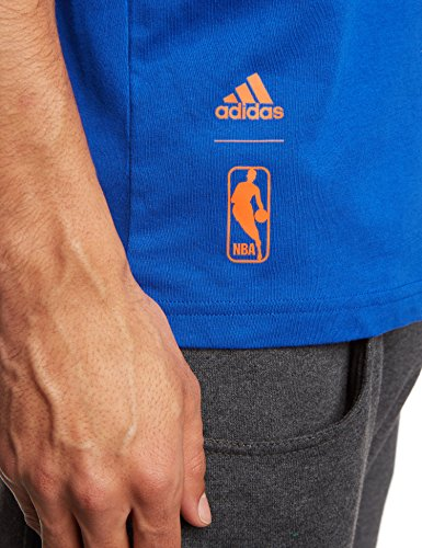 adidas Knicks Fanwear T-Shirt à manches courtes Homme NBA Nyk/Blue Nba Nyk/blue Sld