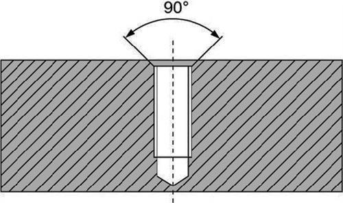 Heller hSS 90Grad mehrfasenstufenbohrer 4000601880: