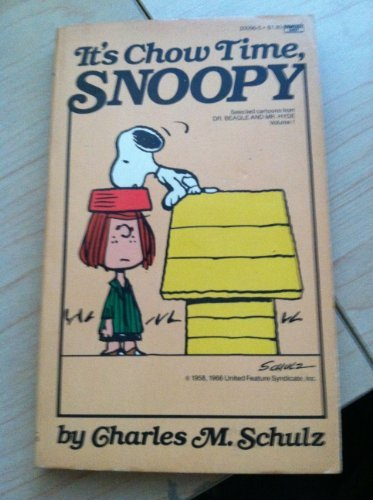 Title: ITS CHOW TIME SNOOPY