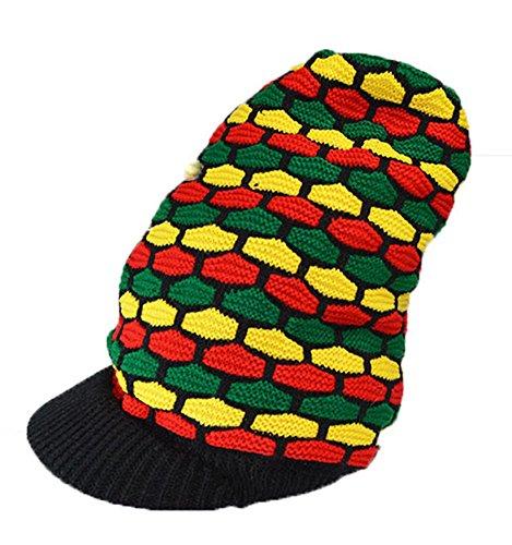 Colori Rasta fichissima nuova grande Bob Marley con stile