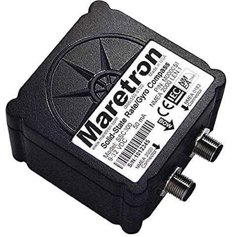 Maretron SSC300-01 Solid - State Rate & Gyro Compass without