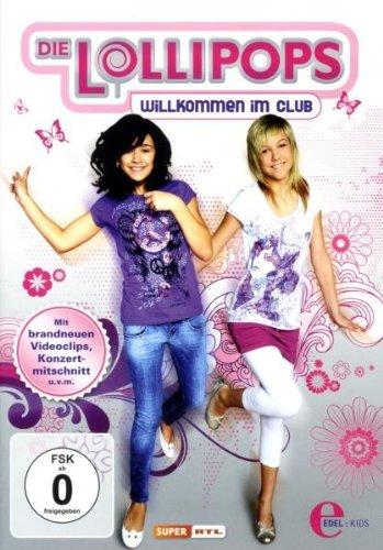 Die Lollipops - Willkommen im Club [DVD] -