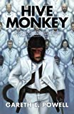 Hive Monkey by Gareth L Powell front cover