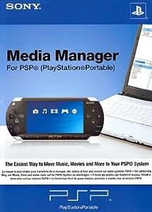 PSP Media Manager (PC)
