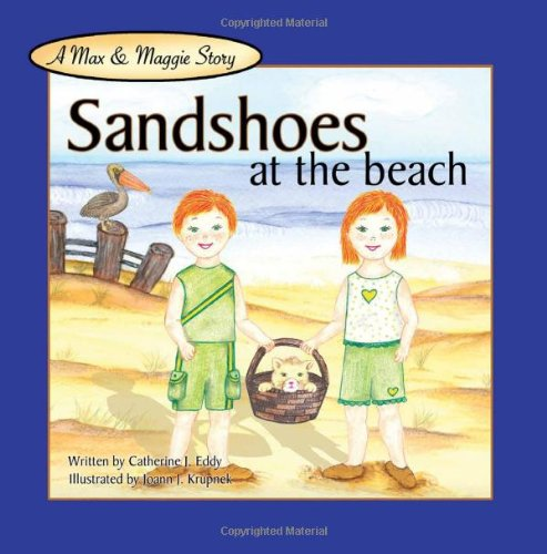 Sandshoes At The Beach Cover Image