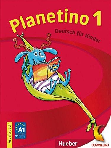 Planetino arbeitsbuch per la scuola elementare: planetino 1 arbeitsbuch (ejerc)