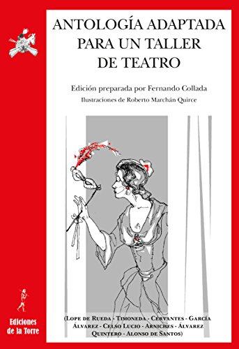 Antología adaptada para un taller de teatro