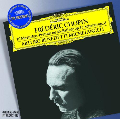 Chopin: Mazurka No.45 In G Min...