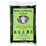 Image of 1 x Bag of Dalefoot fine wool seed compost peat free: 12 litre - Comparsion Tool