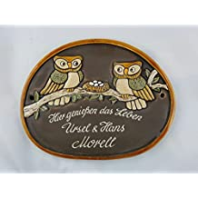 Suchergebnis Auf Amazon De Fur Keramik Turschilder