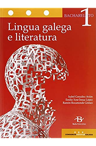 Lingua galega e literatura 1º Bach. LOMCE