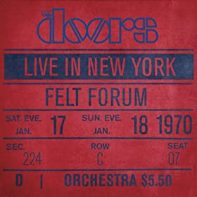 Calling Out For Songs [Live At Felt Forum, New York City, January 18, 1970 - First Show]
