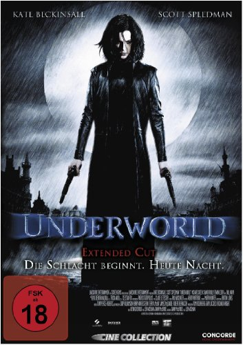 Concorde Video Underworld (Extended Version, 2 DVDs)