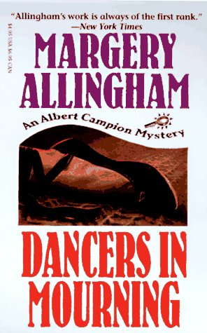 Book cover for Dancers in Mourning