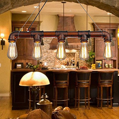 Lixada Pendant Lights Ceiling In...