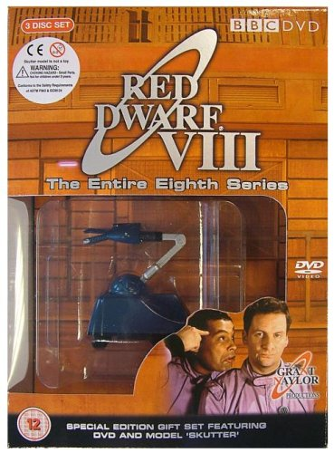 Image of Red Dwarf : Series 8 (Limited Edition with corgi Scutter toy)  [DVD]