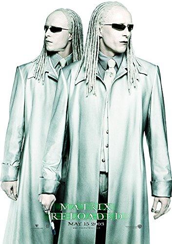 ns full (2003) | original Filmplakat, Poster [Din A1, 59 x 84 cm] (Matrix-twin)