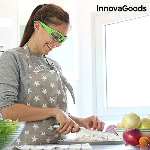 InnovaGoods IG812621 Gafas Protectoras Cortar Cebolla
