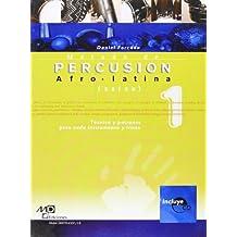 Método de Percusion Afro-Latina (Salsa) (metodo autodidacta)