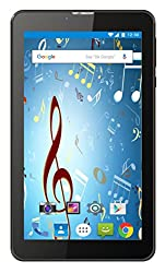 I KALL N9 (1+8GB) Dual Sim 3G Calling Tablet- Black