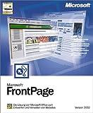 Produkt-Bild: Microsoft FrontPage 2002 (für PC)
