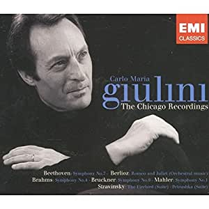 Carlo Maria Giulini - The Chicago Recordings (4 CD)