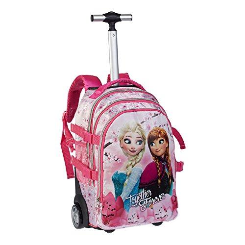 Frozen/Regina delle Nevi–52064–Zaino Trolley a rotella