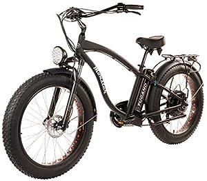 Tucano Bikes Monster 26Vélo électrique avec pneus de 26