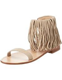Amazon.it  TWIN SET - Sandali   Scarpe da donna  Scarpe e borse 5d05175e0c1
