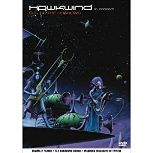 Hawkwind: In Concert - Out Of The Shadows [DVD]