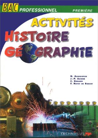 activits-histoire-gographie-bac-professionnel-premire-feuillets-dtachables